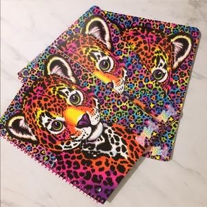 Lisa Frank notebooks 3 included